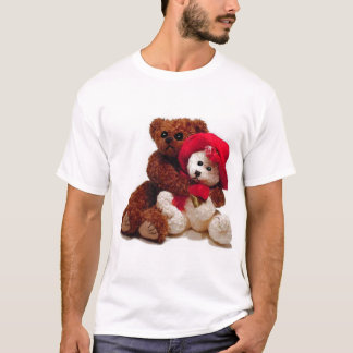 Cuddling bears T-Shirt