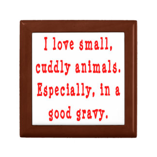 Cuddly Animals Good Gravy Gift Box