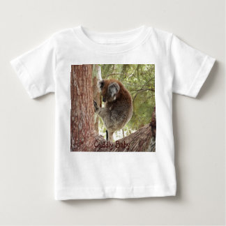 Cuddly Baby Baby T-Shirt