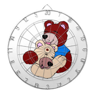 Cuddly Bears Dartboard
