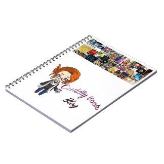 cuddly book blog note book
