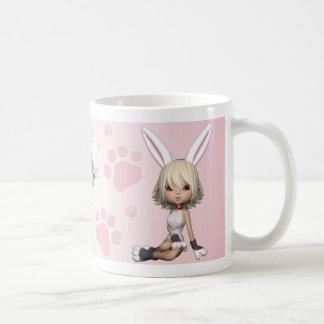 Cuddly Bunny Coffee Mug