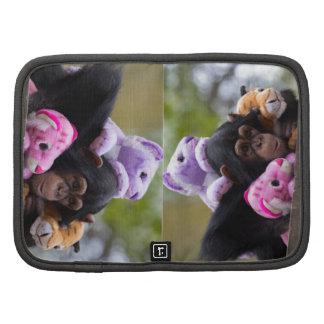Cuddly Chimp Friends Planner