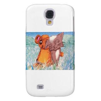 Cuddly Couple Samsung S4 Case