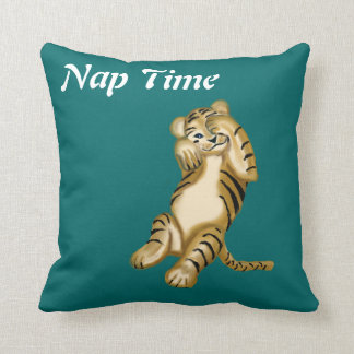Cuddly Cub Pillow Nap Time