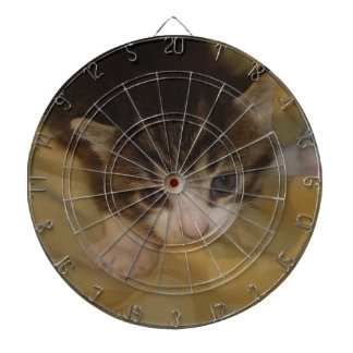 Cuddly Kitten Dartboard
