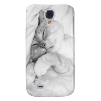 Cuddly Kitty Galaxy S4 Cover