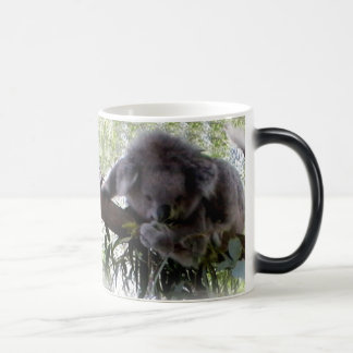 Cuddly Koala 11 Oz Magic Heat Color-Changing Coffee Mug
