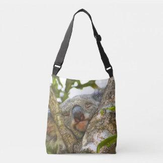 Cuddly Koala Bear Tote Bag