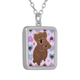 Cuddly Koala Love Necklaces