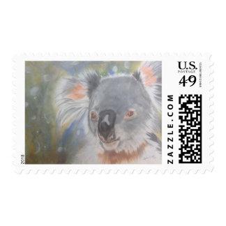 Cuddly Koala Postage