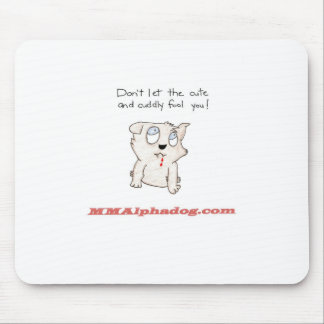 cuddly mouse pad