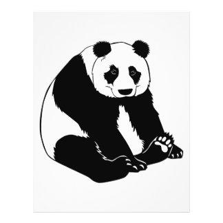 Cuddly Panda Bear Flyer