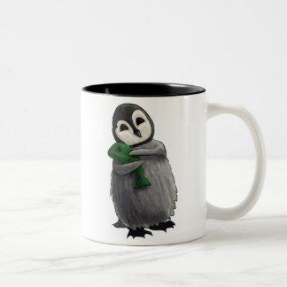 Cuddly Penguin Mug