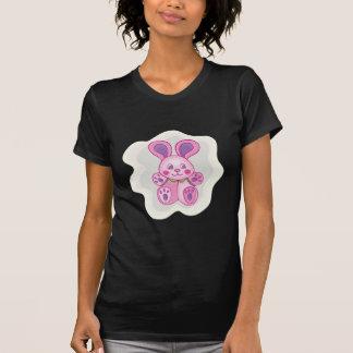 Cuddly Pink Bunny T-Shirt