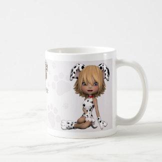 Cuddly Puppy Coffee Mug