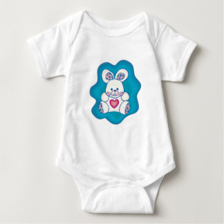 Cuddly Rabbit Baby Bodysuit