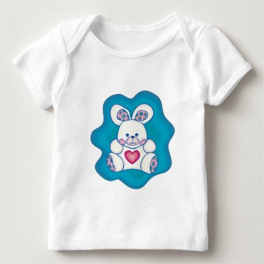 Cuddly Rabbit Baby T-Shirt
