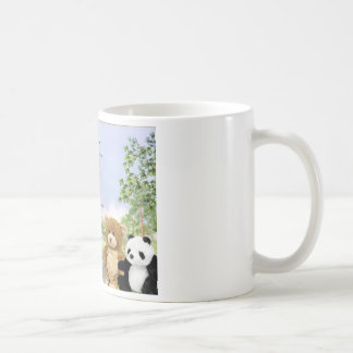 Cuddly Toys Daughter Poem mug
