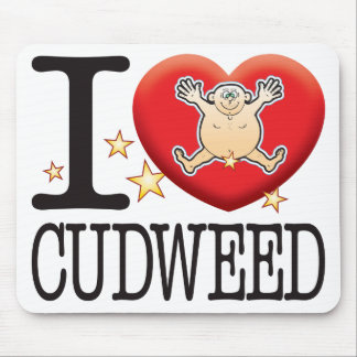 Cudweed Love Man Mouse Pad