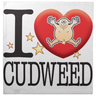 Cudweed Love Man Napkin