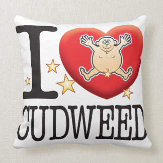 Cudweed Love Man Pillow