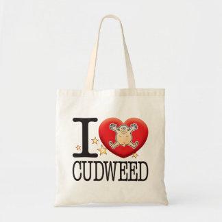 Cudweed Love Man Tote Bag
