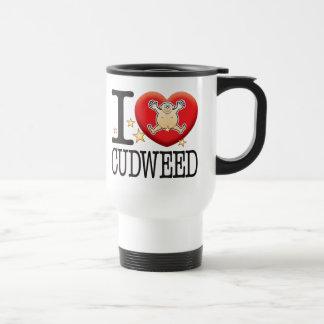 Cudweed Love Man Travel Mug