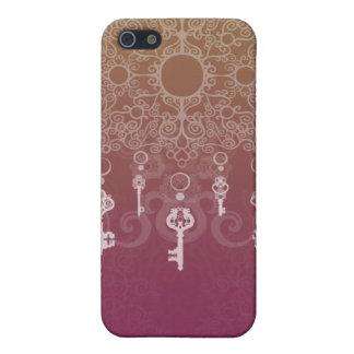 Cuelgue las llaves iPhone 5 fundas
