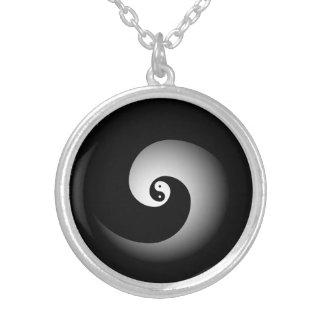 Cuello 2 del zen colgante redondo