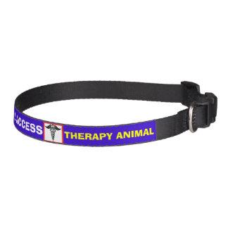 Cuello de perro animal de la TERAPIA DE TOTAL Collar De Perro