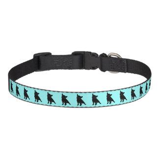 Cuello de perro de Bull del francés Collar Para Perro