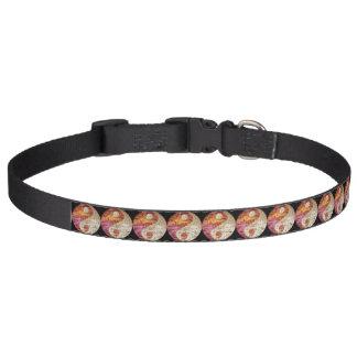 Cuello de perro de Yin Yang del ladrillo Collares De Perro