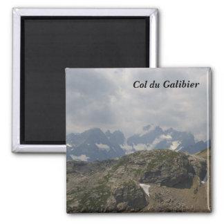 Cuello del Galibier - Imán Cuadrado