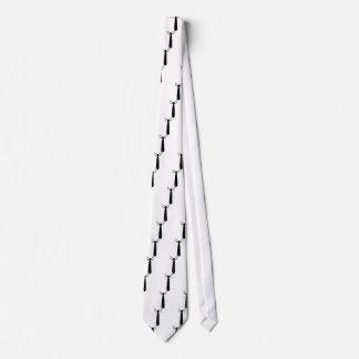 Cuello del lazo corbata