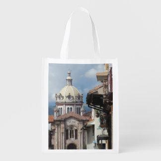 Cuenca Ecuador - Iglesia de San Blas Bolsas Reutilizables
