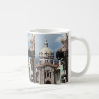 Cuenca Ecuador - Iglesia de San Blas Coffee Mug