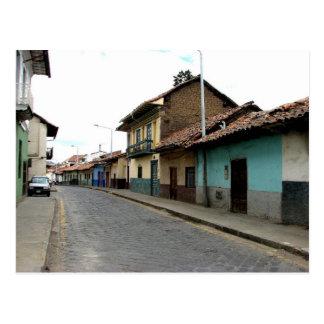 Cuenca, Ecuador Postcard