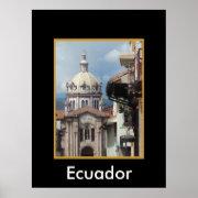 Cuenca Ecuador - San Blas - Changeable Text
