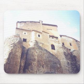 """Cuenca España """"casas colgantes """" Mouse Pads"""