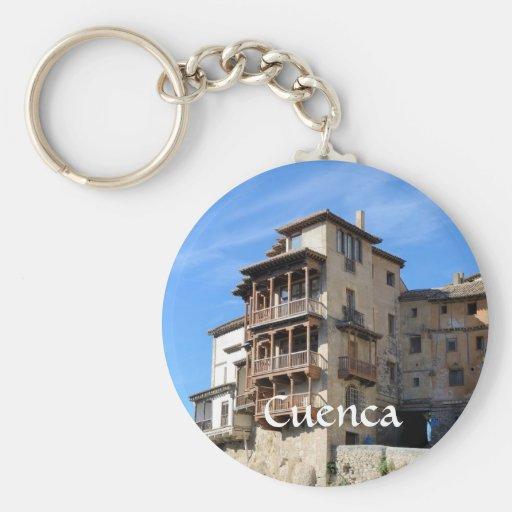 Cuenca, España Llavero Personalizado