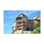 Cuenca, España Lona Envuelta Para Galerías