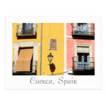 Cuenca, Spain Postcard