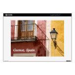 """Cuenca, Spain Skin For 15"""" Laptop"""