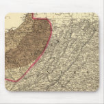 Cuencas carboníferas en Virginia Occidental Tapete De Raton