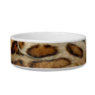 Cuenco de cerámica del alimento para animales - ga boles para gatos