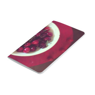 Cuenco de cuaderno de las cerezas