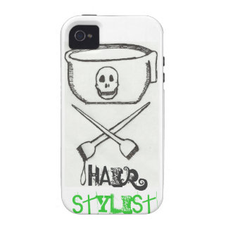 Cuenco de encargo del color del caso de Iphone 4 d Vibe iPhone 4 Fundas