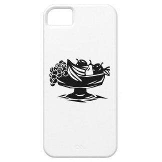 Cuenco de fruta iPhone 5 Case-Mate carcasa