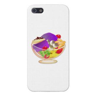 Cuenco de fruta iPhone 5 funda